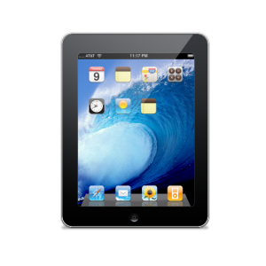 Tablet - cc-by-sa from IconFinder