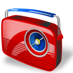 radio - freeware nc by www.iconshock.com