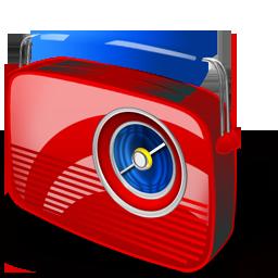 radio - freeware nc by www.iconshock.com